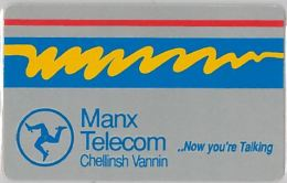 PHONE CARD ISLE OF MAN (E3.20.7 - Isola Di Man