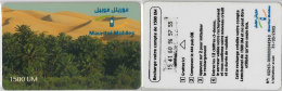 PREPAID PHONE CARD MAURITANIA (E3.22.8 - Mauritania