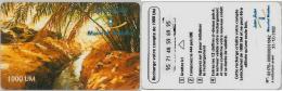 PREPAID PHONE CARD MAURITANIA (E3.23.1 - Mauritania