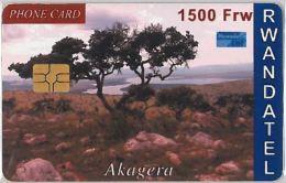 PHONE CARD RWANDA (E3.24.5 - Rwanda