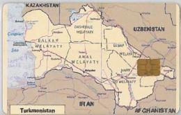 PHONE CARD TURKMENISTAN (E3.28.3 - Turkmenistan