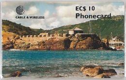 PHONE CARD ANTIGUA & BARBUDA (E4.1.2 - Antigua And Barbuda