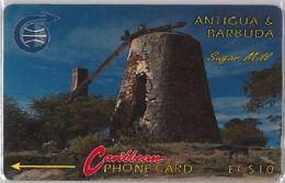 PHONE CARD ANTIGUA & BARBUDA (E4.1.3 - Antigua And Barbuda