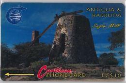 PHONE CARD ANTIGUA & BARBUDA (E4.1.4 - Antigua And Barbuda