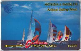 PHONE CARD ANTIGUA & BARBUDA (E4.1.5 - Antigua And Barbuda