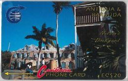 PHONE CARD ANTIGUA & BARBUDA (E4.2.8 - Antigua And Barbuda