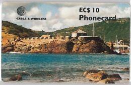 PHONE CARD ANTIGUA & BARBUDA (E4.2.5 - Antigua And Barbuda