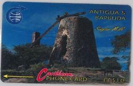 PHONE CARD ANTIGUA & BARBUDA (E4.3.6 - Antigua And Barbuda