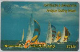 PHONE CARD ANTIGUA & BARBUDA (E4.3.7 - Antigua And Barbuda