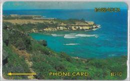 PHONE CARD BARBADOS (E4.4.3 - Barbados