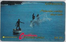 PHONE CARD BARBADOS (E4.4.4 - Barbados