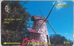 PHONE CARD BARBADOS (E4.4.7 - Barbados