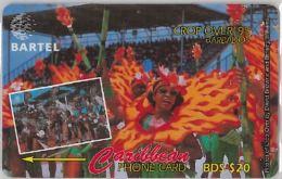 PHONE CARD BARBADOS (E4.4.8 - Barbados