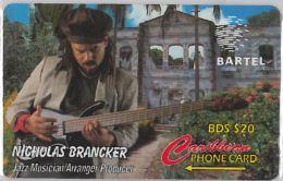 PHONE CARD BARBADOS (E4.5.1 - Barbades