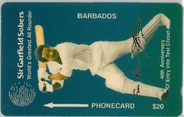 PHONE CARD BARBADOS (E4.4.6 - Barbados
