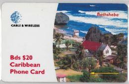 PHONE CARD BARBADOS (E4.5.2 - Barbados
