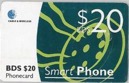 PHONE CARD BARBADOS (E4.5.4 - Barbados