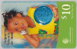 PREPAID PHONE CARD BARBADOS (E4.5.5 - Barbados