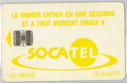 PHONE CARD CENTRAL AFRICAN REPUBLIC (E5.7.5 - Central African Republic