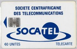 PHONE CARD CENTRAL AFRICAN REPUBLIC (E5.7.6 - Central African Republic