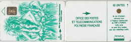 PHONE CARD POLINESIA FRANCESE (E6.7.3 - Palestine