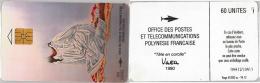 PHONE CARD POLINESIA FRANCESE (E6.7.4 - Palestina