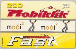 PREPAID PHONE CARD SERBIA (E6.9.1 - Phonecards