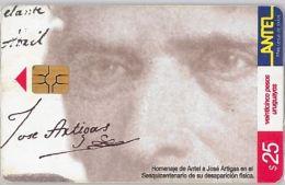 PHONE CARD URUGUAY (E6.14.5 - Uruguay