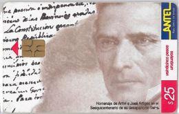 PHONE CARD URUGUAY (E6.14.6 - Uruguay