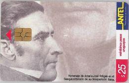 PHONE CARD URUGUAY (E6.14.7 - Uruguay