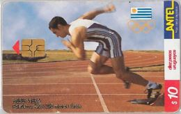PHONE CARD URUGUAY (E6.15.3 - Uruguay