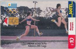 PHONE CARD URUGUAY (E6.15.4 - Uruguay