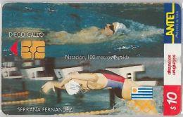 PHONE CARD URUGUAY (E6.15.5 - Uruguay