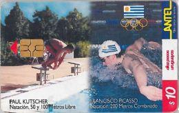 PHONE CARD URUGUAY (E6.15.6 - Uruguay