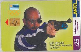 PHONE CARD URUGUAY (E6.15.8 - Uruguay