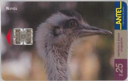 PHONE CARD URUGUAY (E6.18.2 - Uruguay