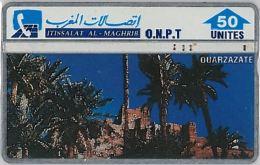 PHONE CARD MAROCCO (E7.5.7 - Morocco