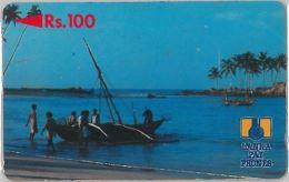 PHONE CARD SRI LANKA (E7.24.2 - Sri Lanka (Ceylon)