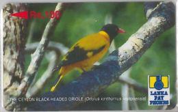 PHONE CARD SRI LANKA (E7.24.8 - Sri Lanka (Ceylon)