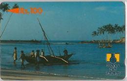 PHONE CARD SRI LANKA (E7.25.6 - Sri Lanka (Ceylon)