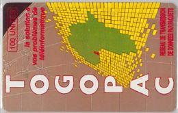 PHONE CARD TOGO (E7.26.3 - Togo