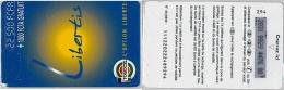 PREPAID PHONE CARD TOGO - Not Perfect (E7.27.6 - Togo