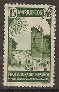 Marruecos U 204 (o) Paisajes. 1940 - Marruecos Español