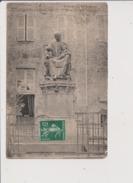 CPA - CHATILLON SUR CHALARONE - Statue De St Vincent De Paul - Châtillon-sur-Chalaronne