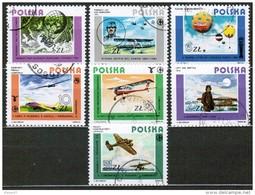 PL 1984 MI 2939-45 USED - 1944-.... Republiek