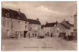 21 : Is Sur Tille : Place Jean-Dinand - Is Sur Tille