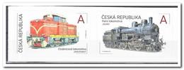 Tsjechië 2017, Postfris MNH, Trains - Tsjechië
