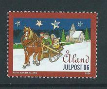 Aland / Aaland 2006 Merry Christmas.Navidad,Noel.**MNH - Aland