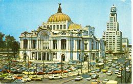 Mexique - Mexico City - Palacio De Bellas Artes - Mexico Educational Card By Frischgrund - 3087 - Messico