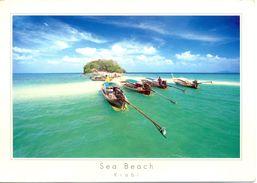 Thaïlande - Sea Beach - Krabi - 2005 - Maekmai House Nº S 924 - Ecrite - 3090 - Tailandia